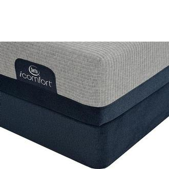 iComfort Blue Max 1000 Plush Twin XL Mattress w/Regular Foundation by Serta