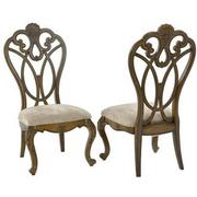 Eden's Paradise 5-Piece Formal Dining Set  alternate image, 9 of 14 images.