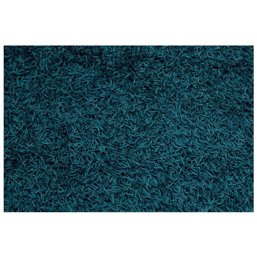 Sara Turquoise 5' x 8' Area Rug  alternate image, 2 of 3 images.