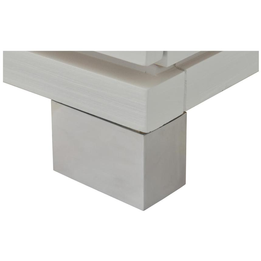 Venezia White Vanity Made In Brazil El Dorado Furniture