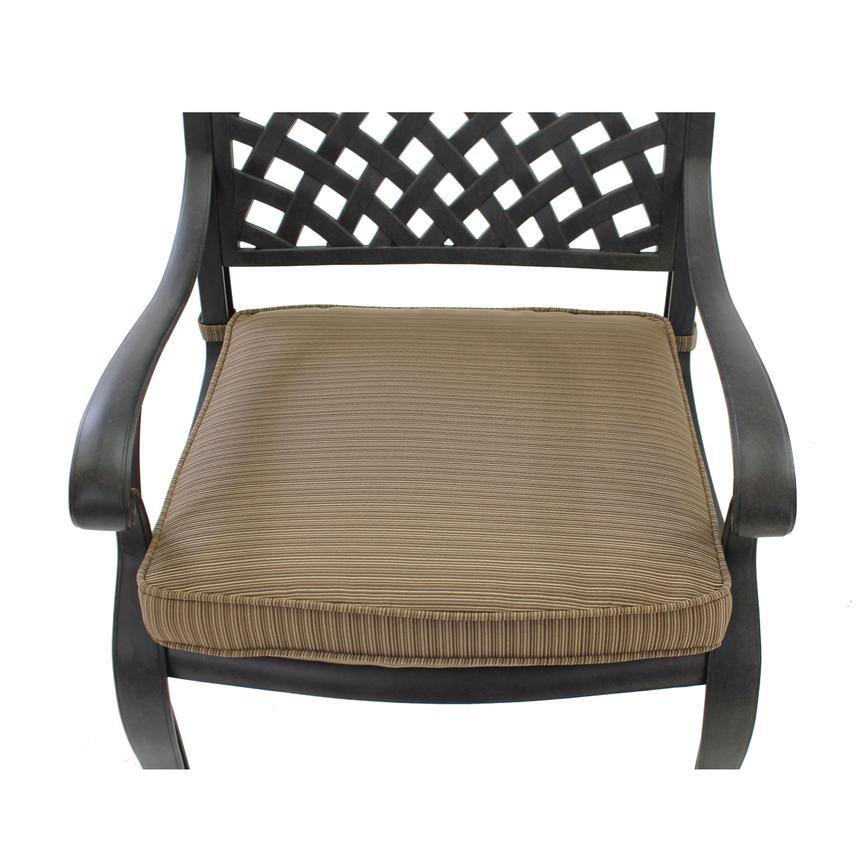Castle Rock Brown 5-Piece Patio Set | El Dorado Furniture