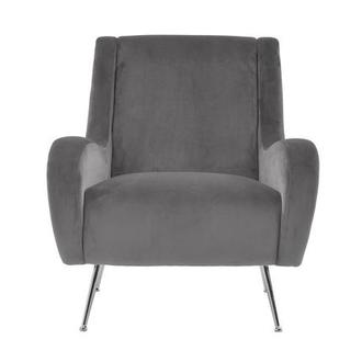 Morgan Gray Accent Chair