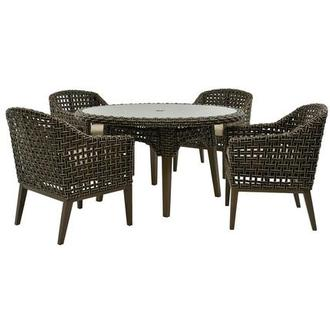 Fortuna 5 Piece Patio Set