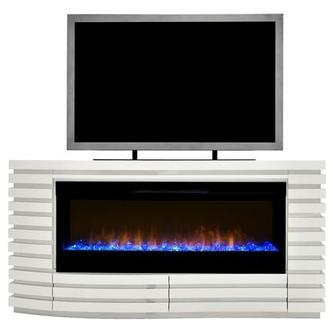 Elliot Faux Fireplace w/Remote Control