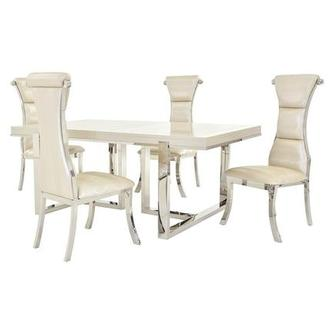 Cydney/Lillian 5-Piece Dining Set