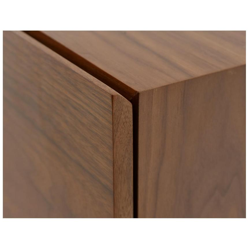 Illusion Walnut Cabinet w/Remote Control  alternate image, 7 of 11 images.