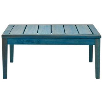 Nassau Blue Coffee Table Made in Brazil