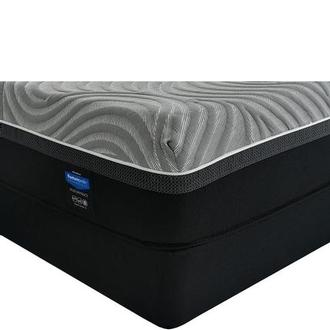 Copper II King Mattress w/Low Foundation by Sealy Posturepedic Hybrid