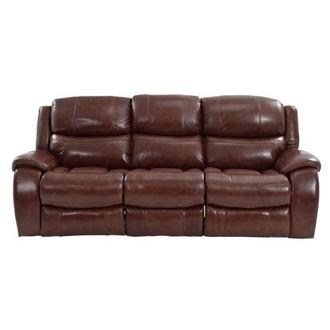 Abilene Recliner Leather Sofa