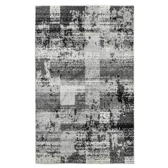 Merit Gray 5' x 8' Area Rug