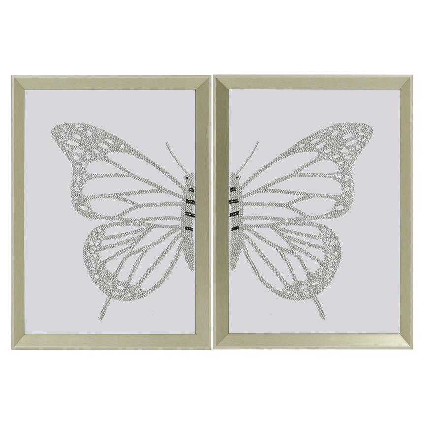 Mariposa Set of 2 Wall Decor  alternate image, 2 of 3 images.