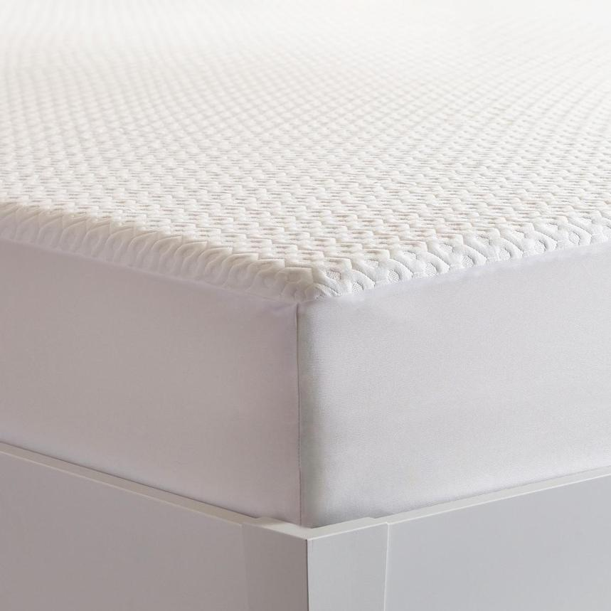 Dri-Tec 5.1 Twin Mattress Protector  alternate image, 2 of 2 images.