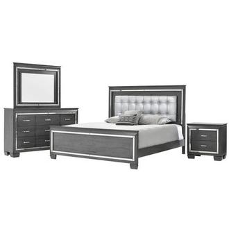 Jamie 4-Piece Queen Bedroom Set
