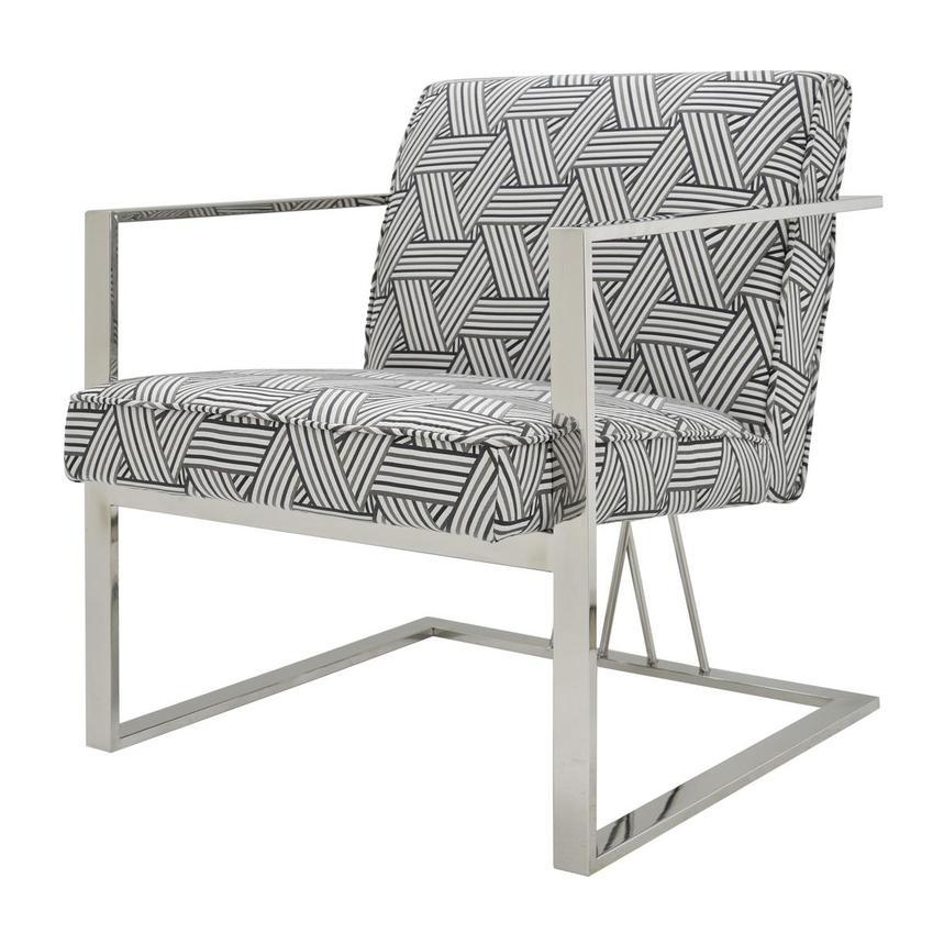 Fairmont Gray Accent Chair alternate image 2 of 6 images.  sc 1 st  El Dorado Furniture & Fairmont Gray Accent Chair   El Dorado Furniture