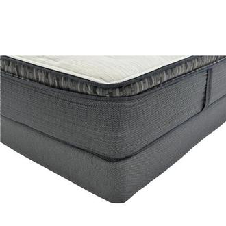 Beacon Hill PT King Mattress w/Low Foundation by Simmons Beautyrest Platinum