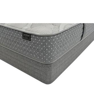 Bianca Twin Mattress w/Regular Foundation by Carlo Perazzi