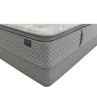 Corvara Queen Mattress w/Low Foundation by Carlo Perazzi