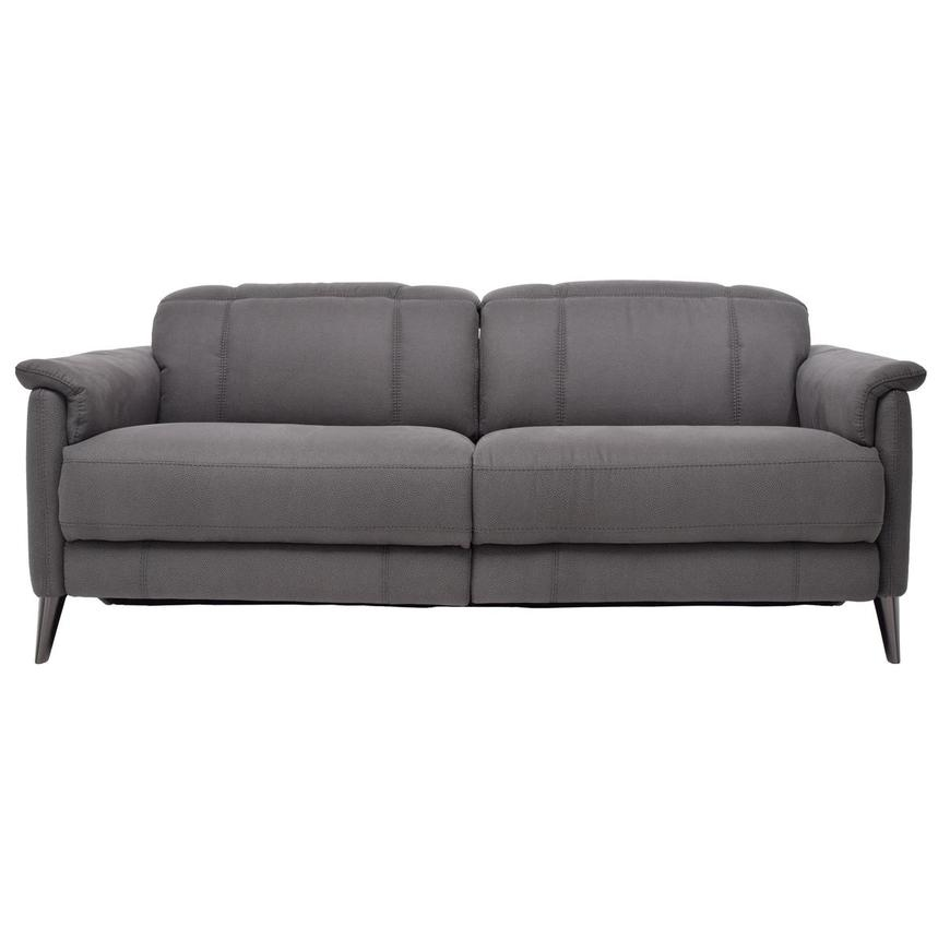Katie Gray Power Reclining Sofa  main image, 1 of 10 images.