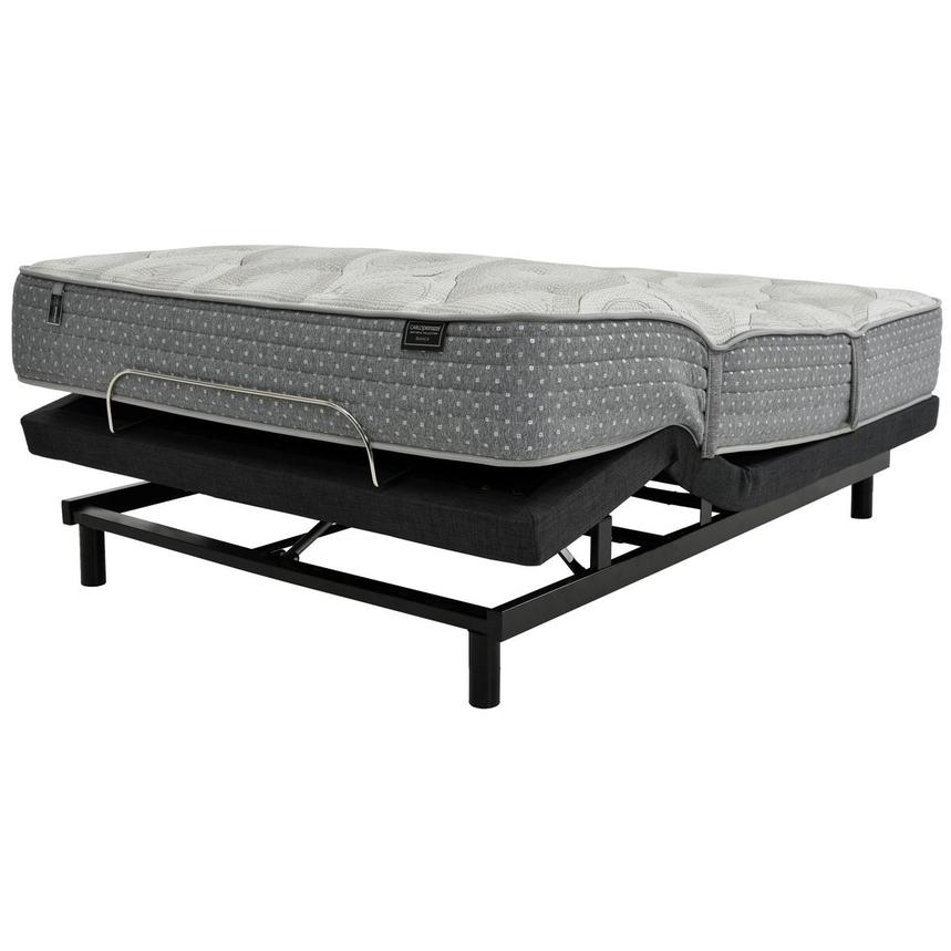 Bianca Twin XL Mattress w/Essentials III Powered Base by Serta  alternate image, 4 of 5 images.