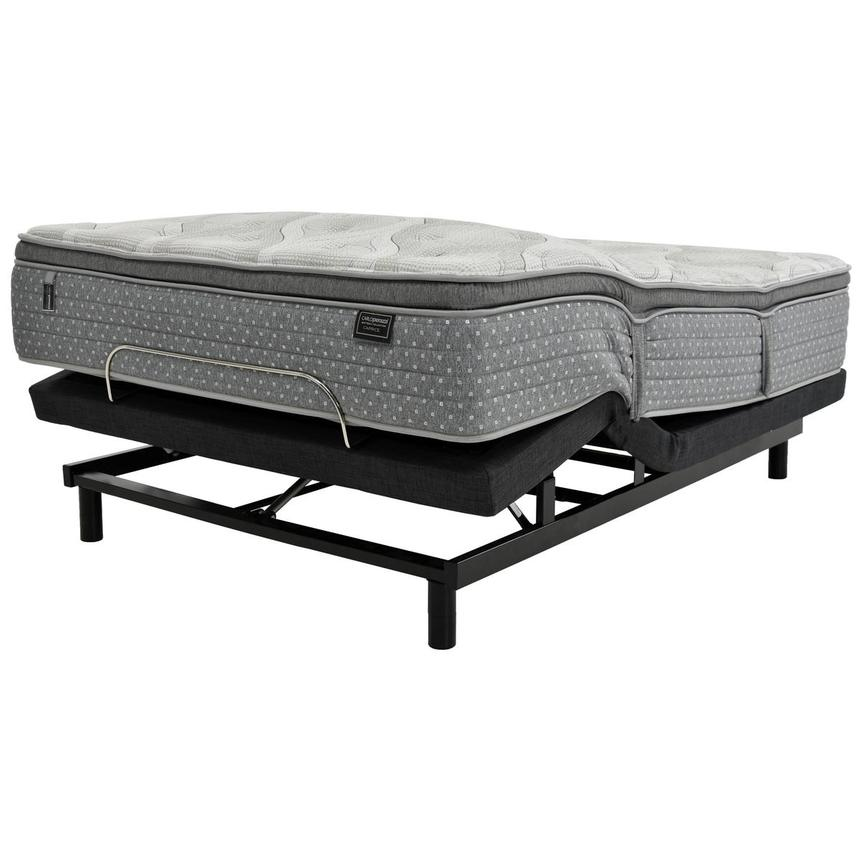 Caprice Twin XL Mattress w/Essentials III Powered Base by Serta  alternate image, 4 of 5 images.