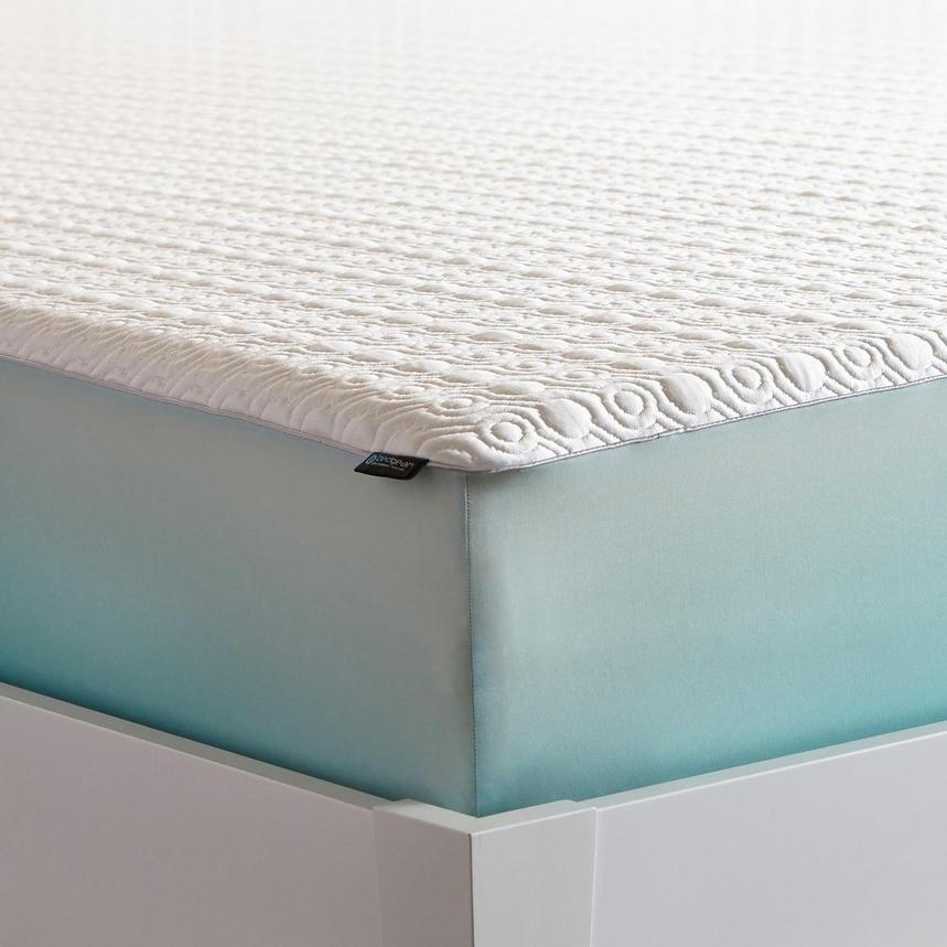 Ver-Tex 6.1 Queen Mattress Protector  alternate image, 2 of 2 images.