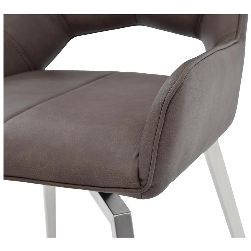Kalia Brown Side Chair  alternate image, 7 of 7 images.