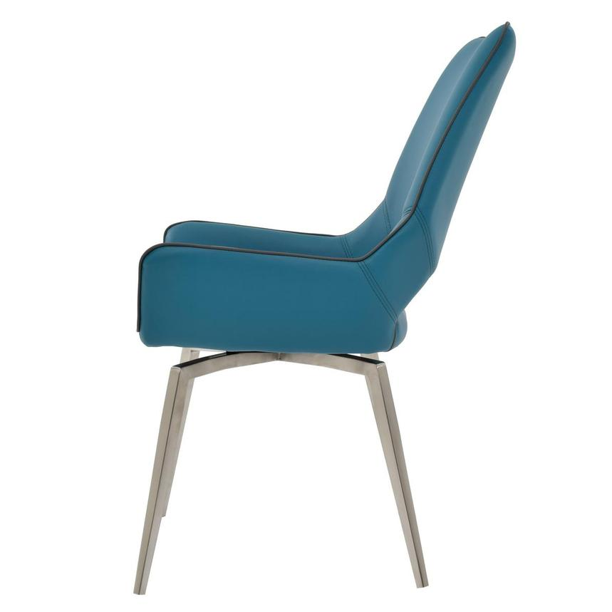 Kalia Blue Side Chair  alternate image, 3 of 7 images.