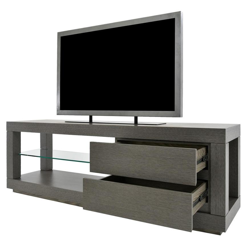 Max Gray TV Stand  alternate image, 3 of 7 images.