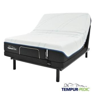 ProAdapt Soft Queen Memory Foam Mattress w/Ergo® Powered Base by Tempur-Pedic
