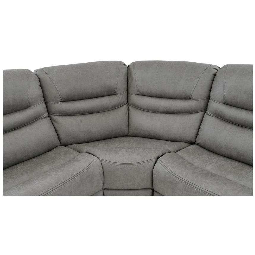 Dan Gray Power Reclining Sectional  alternate image, 6 of 10 images.