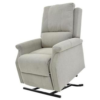 Bailey Cream Power Lift Recliner