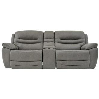 Dan Gray Power Motion Sofa w/Console