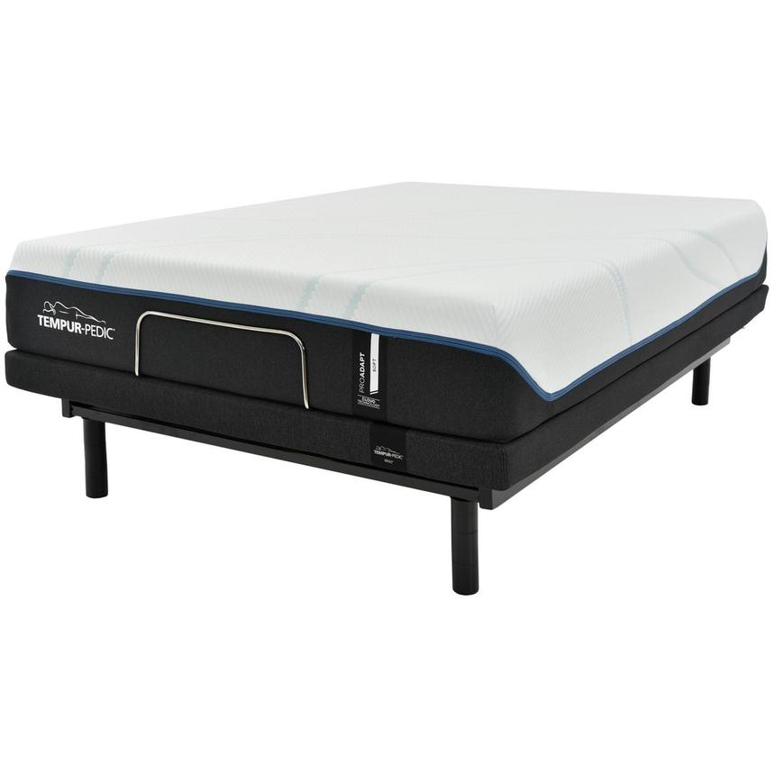ProAdapt Soft Twin XL Memory Foam Mattress w/Ergo® Powered Base by Tempur-Pedic  alternate image, 2 of 7 images.