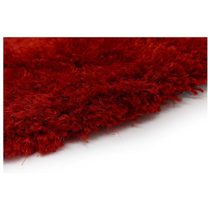Cosmo Red 8' Round Area Rug  alternate image, 3 of 3 images.