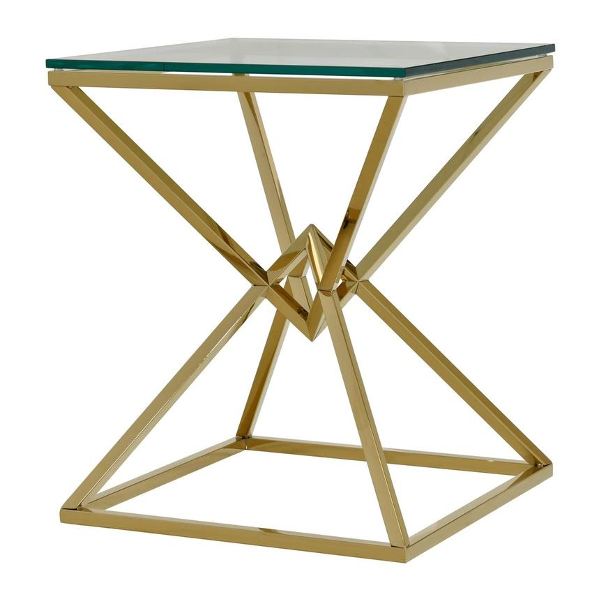 Zircon Side Table El Dorado Furniture