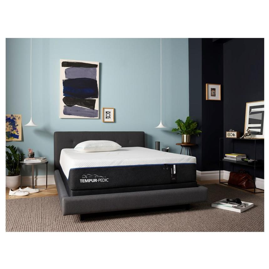 ProAdapt Soft Twin Mattress w/Regular Foundation by Tempur-Pedic  alternate image, 2 of 6 images.