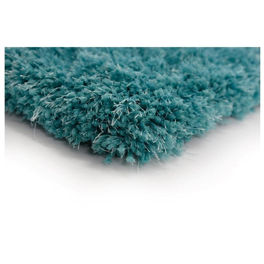 Cosmo Turquoise 6' x 9' Area Rug  alternate image, 3 of 3 images.