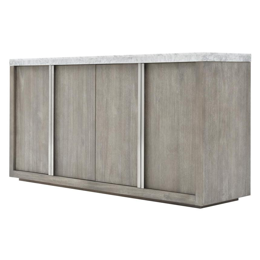 Hudson Gray Buffet El Dorado Furniture