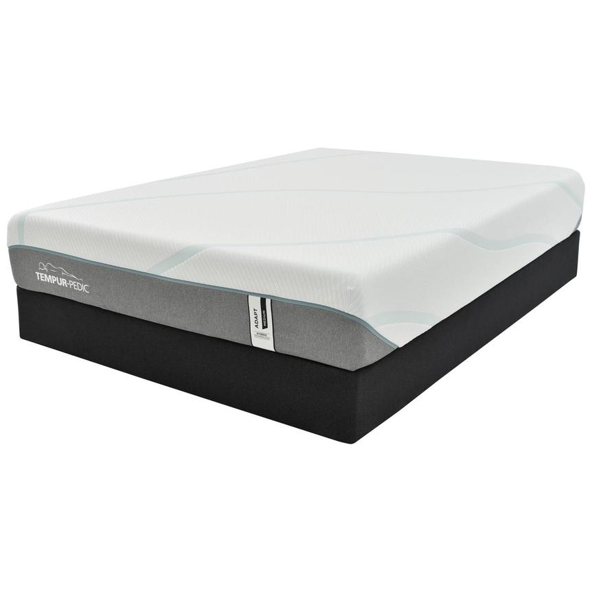 Adapt HB MS Full Mattress w/Regular Foundation by Tempur-Pedic  alternate image, 3 of 6 images.