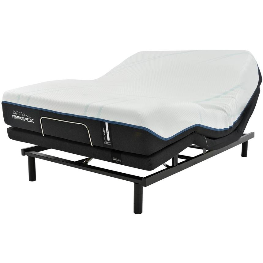 ProAdapt Soft Queen Mattress w/Ergo® Extend Powered Base by Tempur-Pedic  alternate image, 2 of 7 images.