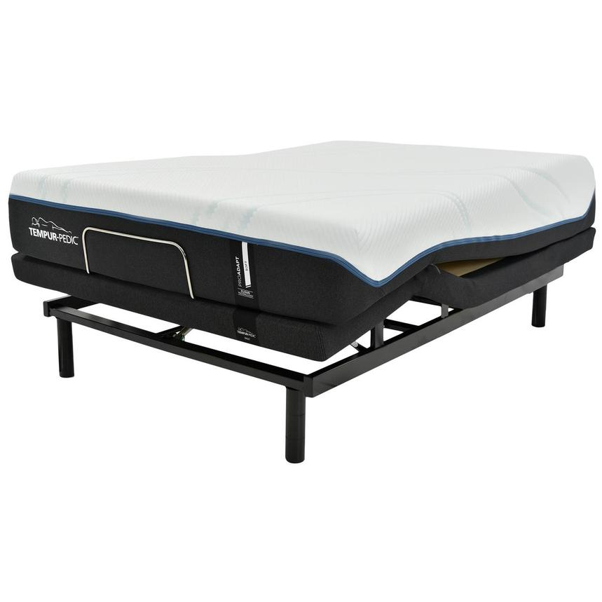 ProAdapt Soft Twin XL Memory Foam Mattress w/Ergo® Extend Powered Base by Tempur-Pedic  alternate image, 4 of 7 images.