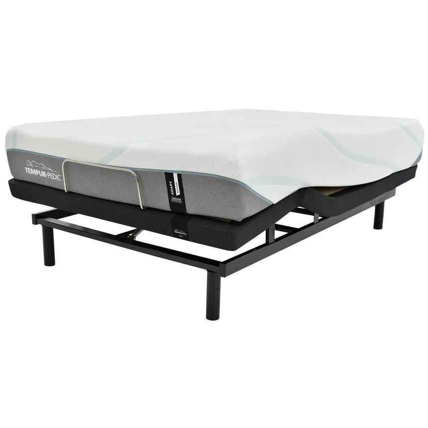 Adapt MF King Memory Foam Mattress w/Ergo® Powered Base by Tempur-Pedic  alternate image, 4 of 7 images.