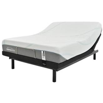 Adapt HB MS Full Memory Foam Mattress w/Ergo® Powered Base by Tempur-Pedic
