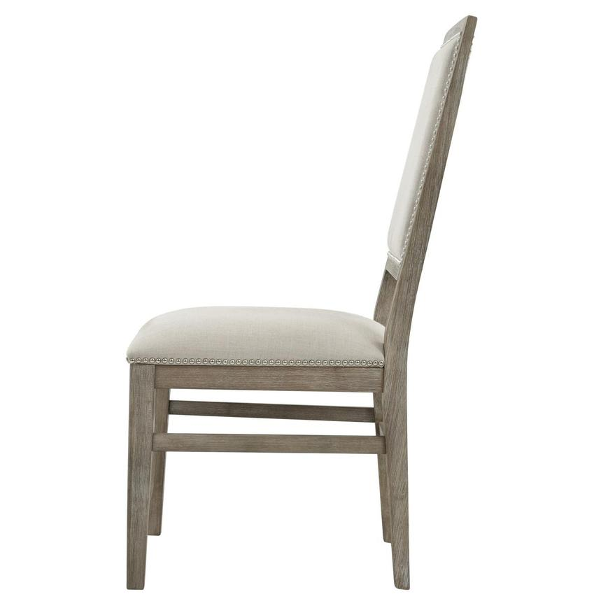 Dexter Gray Side Chair  alternate image, 3 of 7 images.