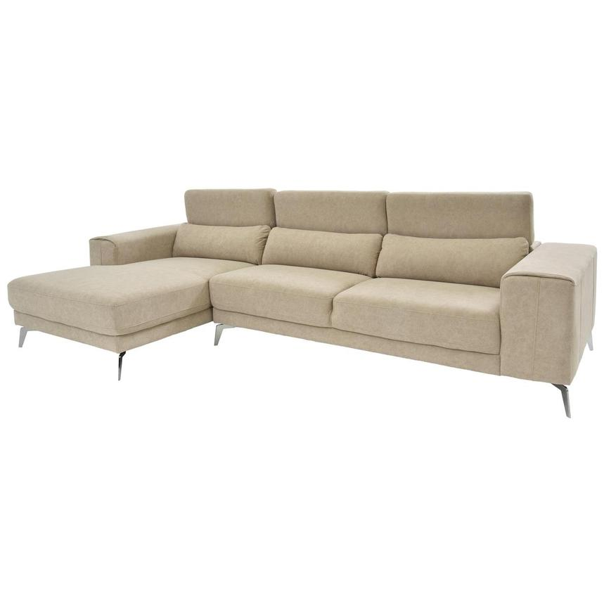 Tyler Sofa w/Left Chaise  alternate image, 2 of 6 images.