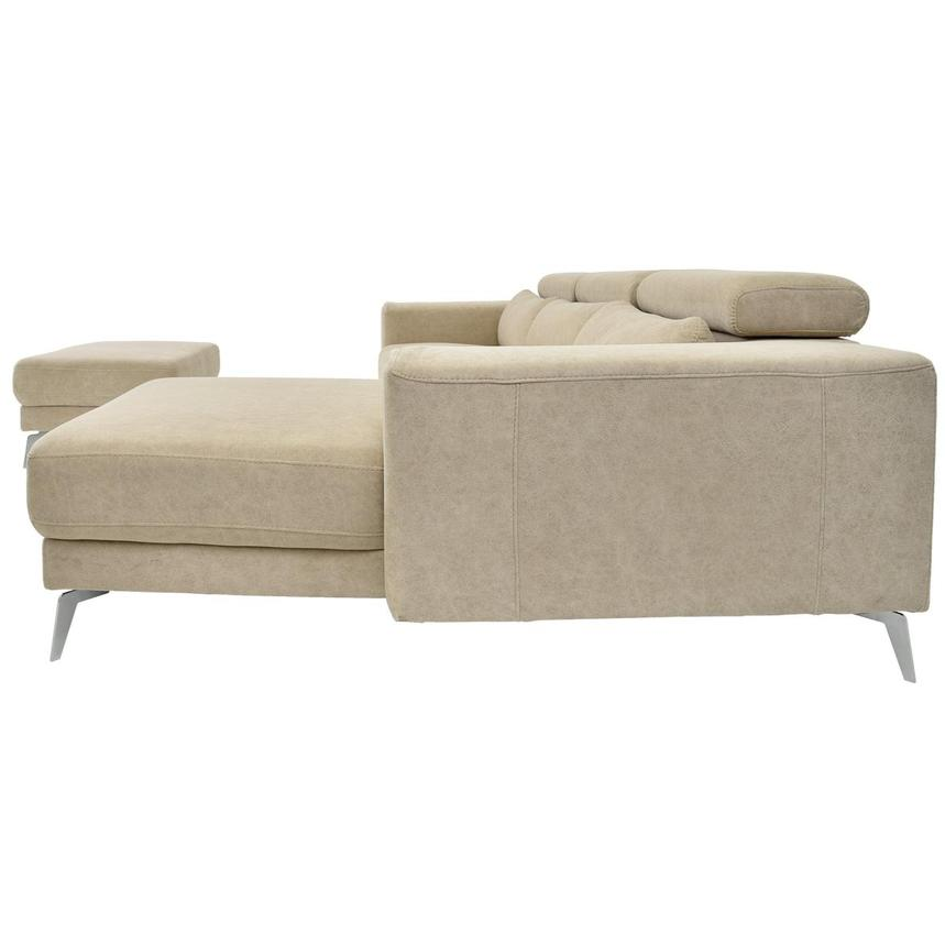 Tyler Sofa w/Right Chaise & Ottoman  alternate image, 3 of 6 images.