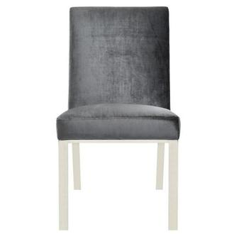 Wellington Dark Gray Side Chair
