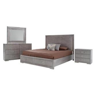 Parker 4-Piece Queen Bedroom Set