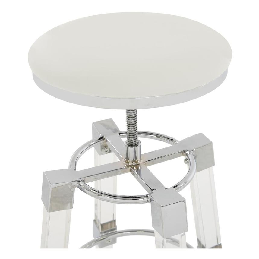 Julie White Adjustable Stool  alternate image, 3 of 3 images.