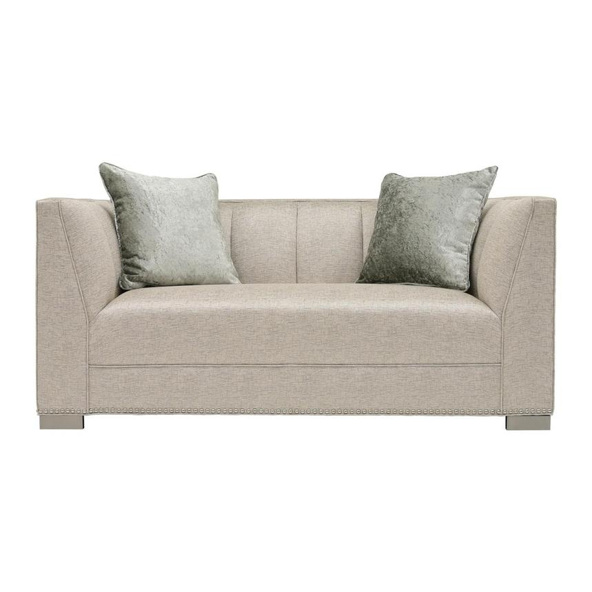 Paige Cream Loveseat  main image, 1 of 5 images.